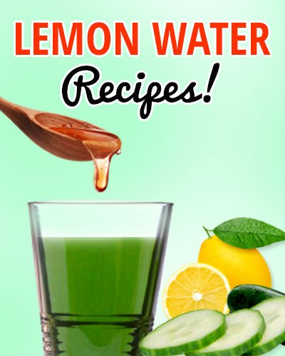 Lemon Water Recipe for Weight Loss