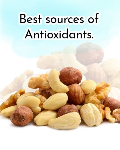 Nuts for Antioxidants