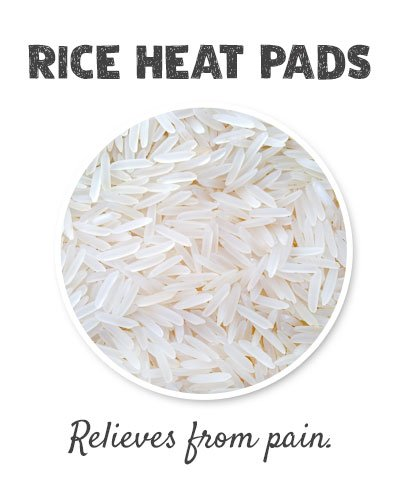 Rice Heat Pads for Joint Pain
