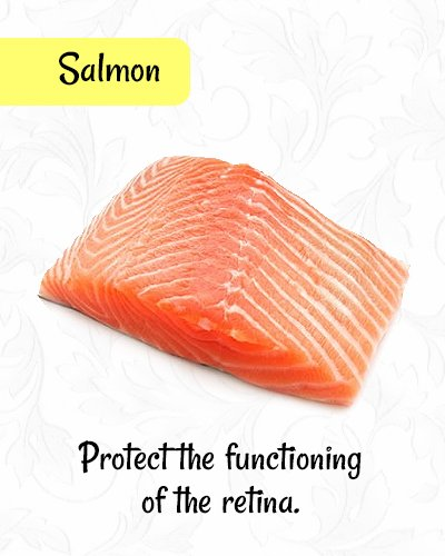 Salmons for Healthy Eyes
