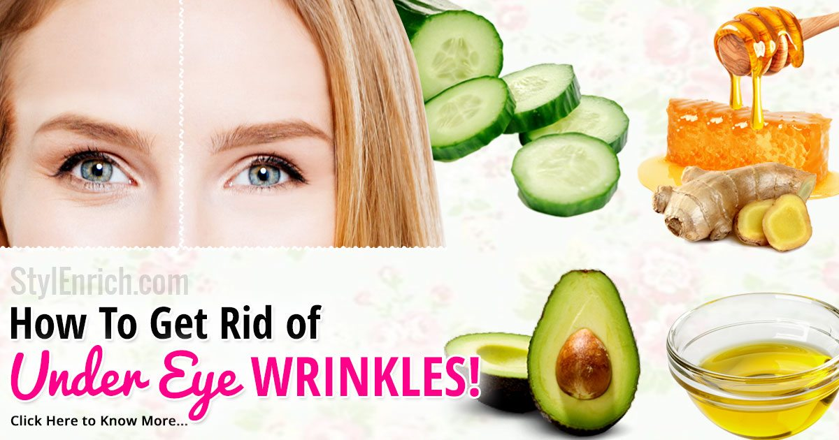 how to get rid of smile wrinkles