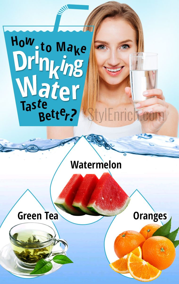 Welcome to Gabriel Atanbiyi Blog: How to Make Flavored Water? 10 ...