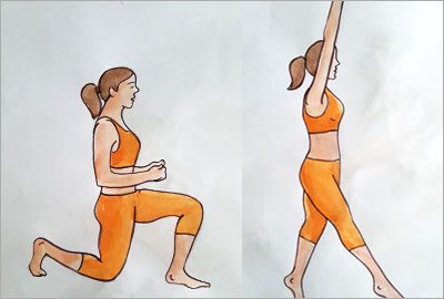 Split Squat Jumps