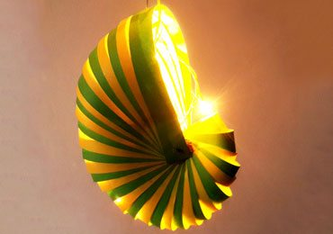 DIY Christmas Crafts : How to Make Unique Paper Lantern Step by Step…