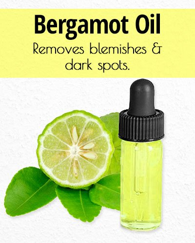 Bergamot Oil for Acne Treatment