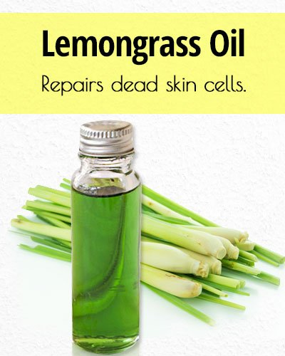 Lemongrass Oil for Acne Treatment