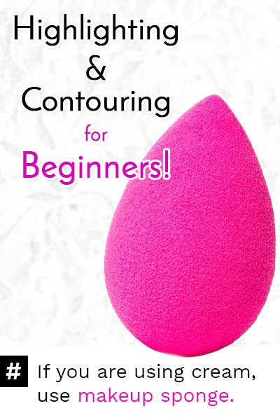 Makeup Sponge For Contouring