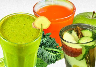 Amazing Juice Recipes for Natural Weight Loss!