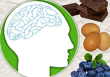 10 Healthy Brain Foods : Memory Booster!