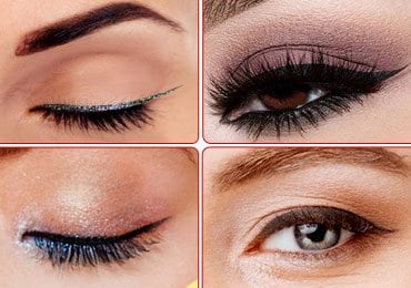 Eyeliner Styles : How to Apply Different Styles of Eyeliners?