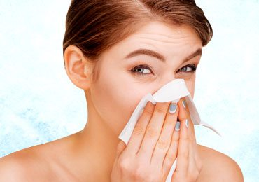 Natural Home Remedies : How To Get Rid of A Stuffy Nose?