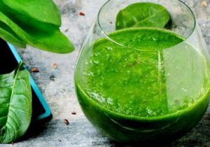 Spinach juice recipes