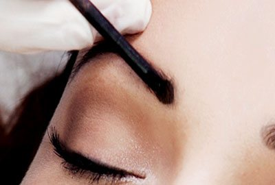 Trim your eyebrows
