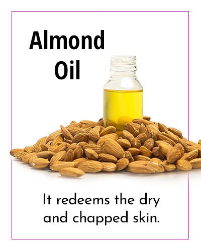 Almond Oil Natural Moisturizer