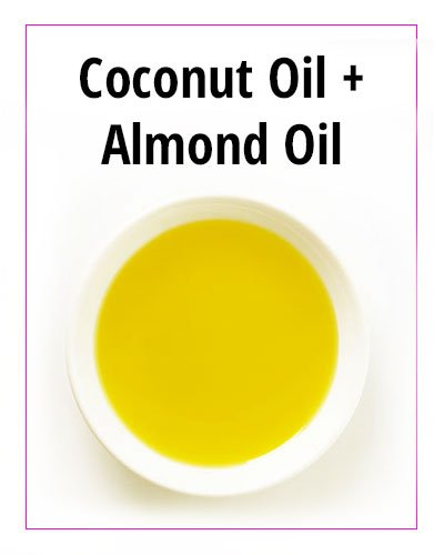 Coconut Oil and Almond Oil Face Moisturizer
