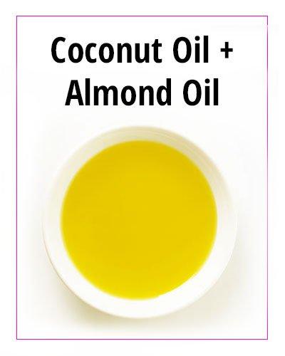 Coconut Oil and Almond Oil Face Moisturizer