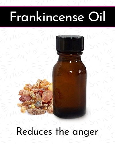 Frankincense Oil for Face Wrinkles