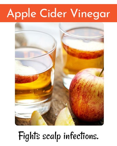 Apple Cider Vinegar For Hair Straightening