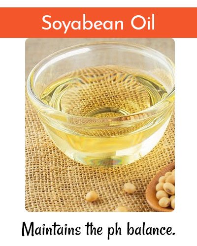 Soyabean Oil For Hair Straightening