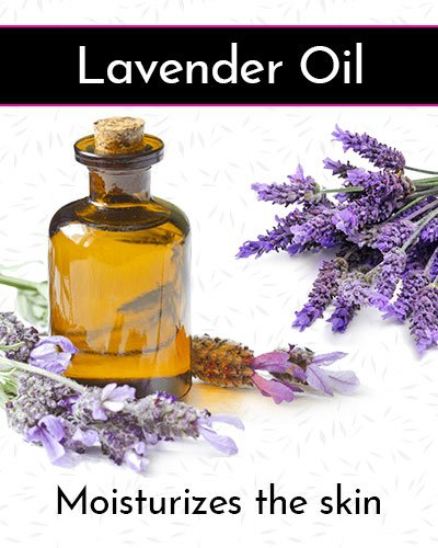 Lavender Oil for Face Wrinkles