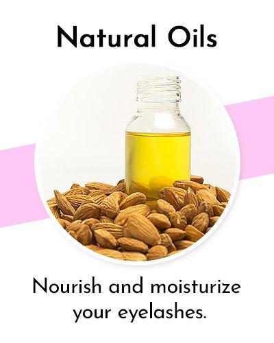 Natural Oils to Grow Longer Eyelashes