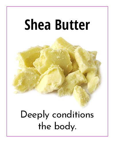 Shea Butter Natural Moisturizer