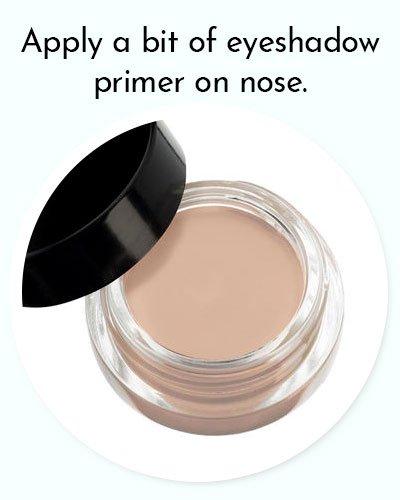 Use Primer For Slip-Proof Glasses