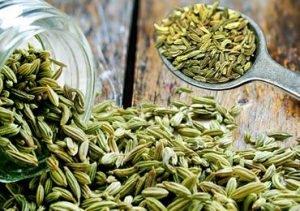 Fennel seeds benefits