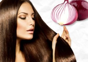 Miracle of onion juice for hair growth