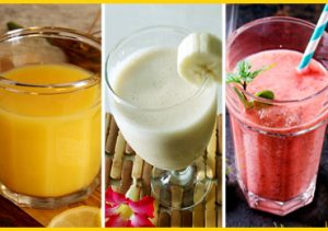 Tasty health drinks for weight gain