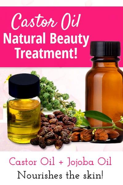 Castor Oil and Jojoba Oil For Acne