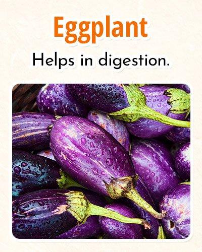 Eggplant ForBurning Fat