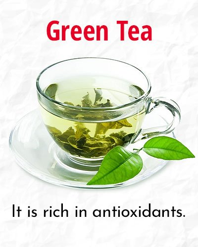 Green Tea To Speed Up Your Metabolism