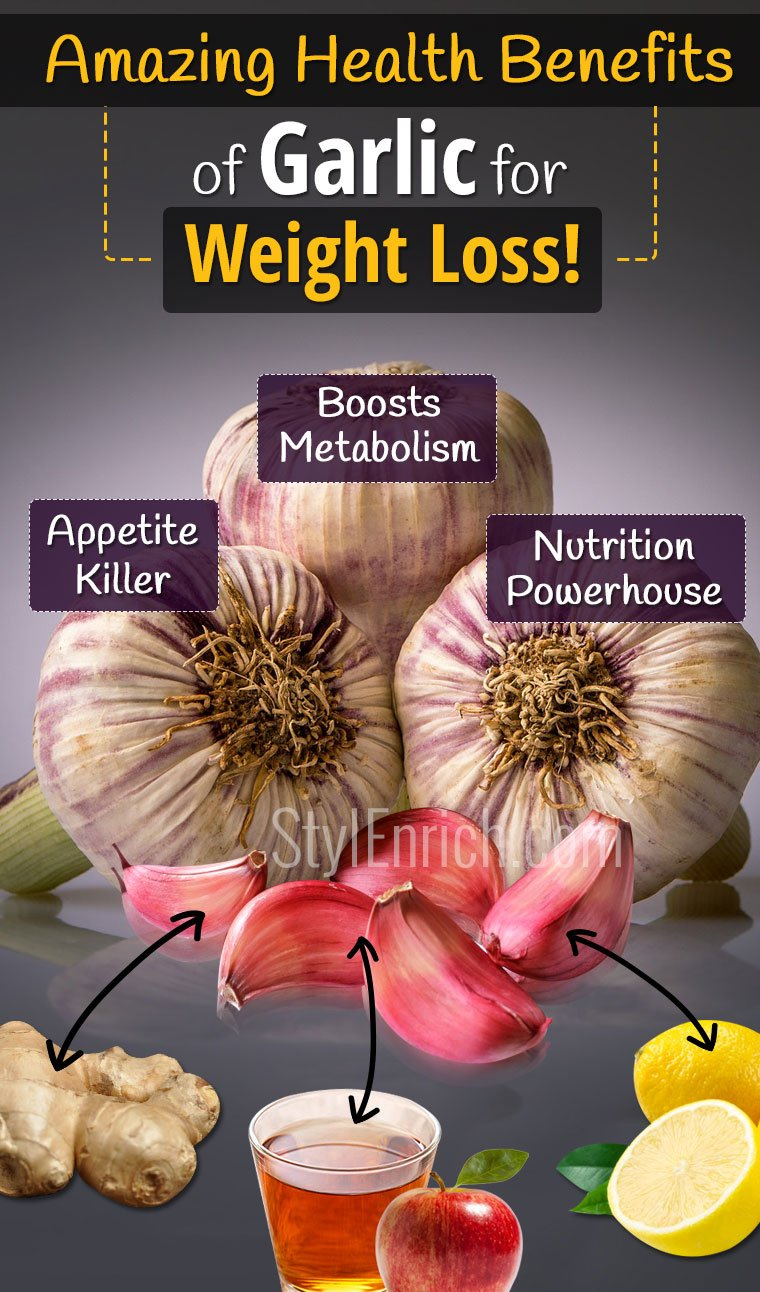 Is garlic good for weight loss?