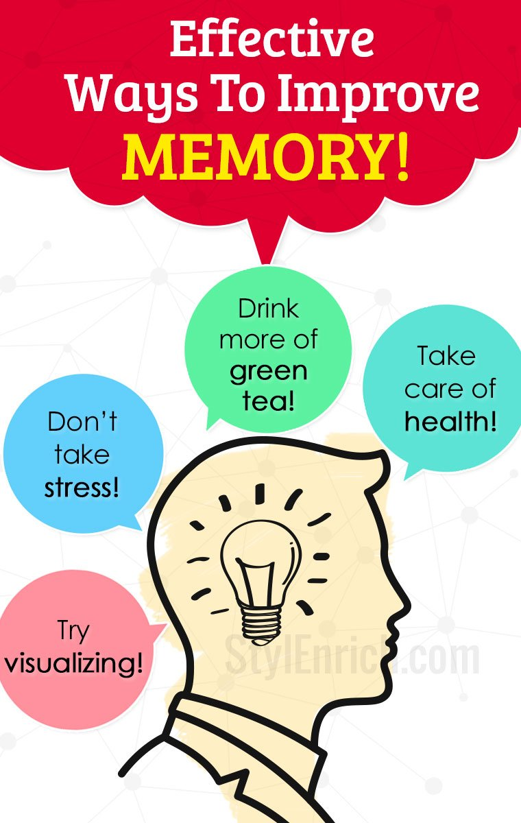 three ways to improve memory The most effective method for remembering almost anything, especially the most  common memory challenge of remembering someone's.