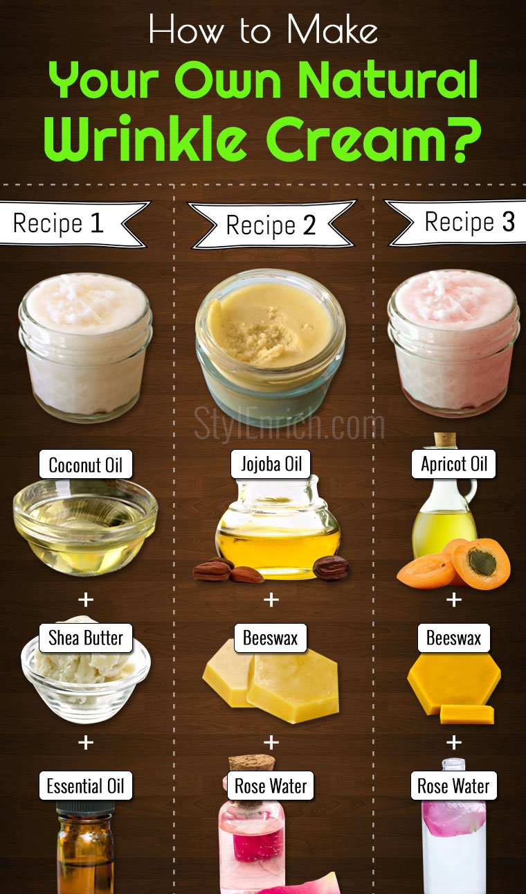 Make Your Own Face Cream At Home