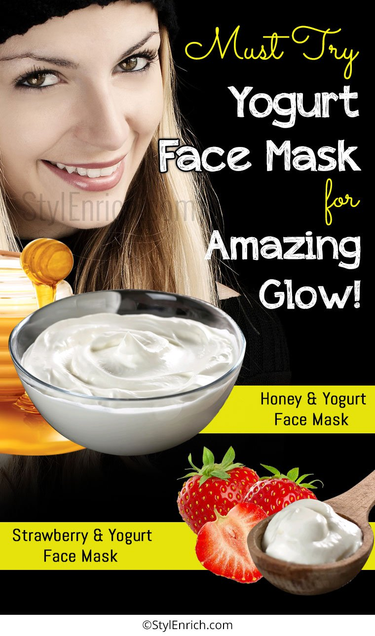 Yogurt Face Mask
