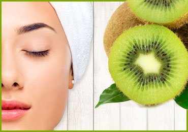 Kiwi Face Masks : Amazing Benefits of Kiwi Fruit for Skin!
