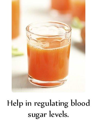 Carrot Juice ToFight Diabetes