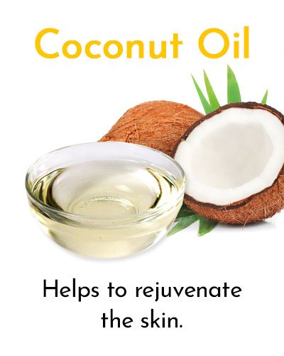Coconut Oil for Minor Cuts and Grazes