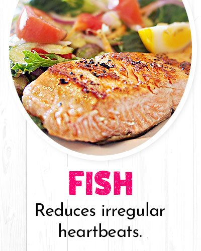 Fish For Healthy Heart