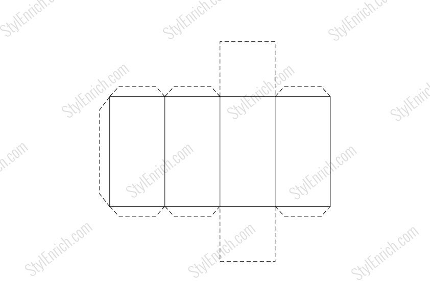 3d-shaped-rectangle-template
