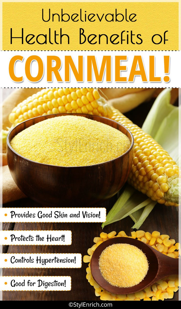 Health Benefits of Cornmeal