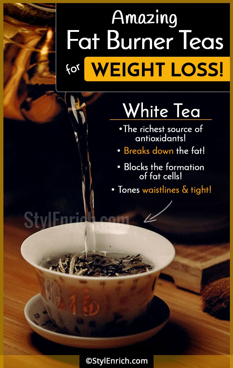 Fat Burning Tea for Weight Loss