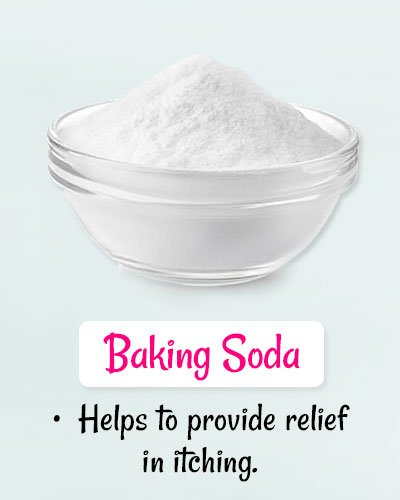 Baking Soda For Chickenpox