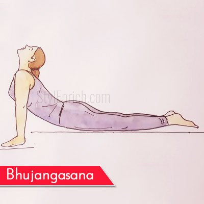 Bhujangasana to Get Rid Of Belly Fat