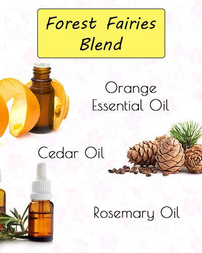 Forest Fairies Blend DIY Perfume Recipe