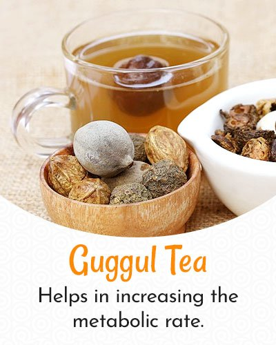Guggul Tea For Weight Loss