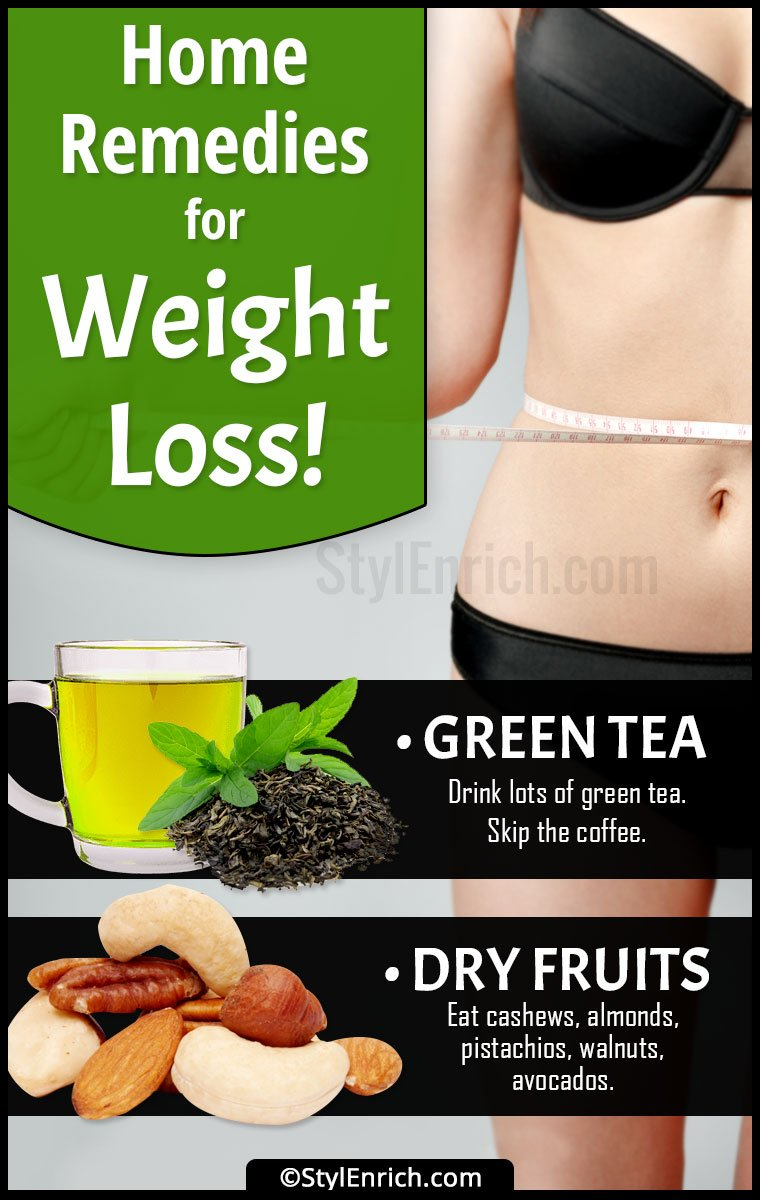 How To Lose Weight At Home?