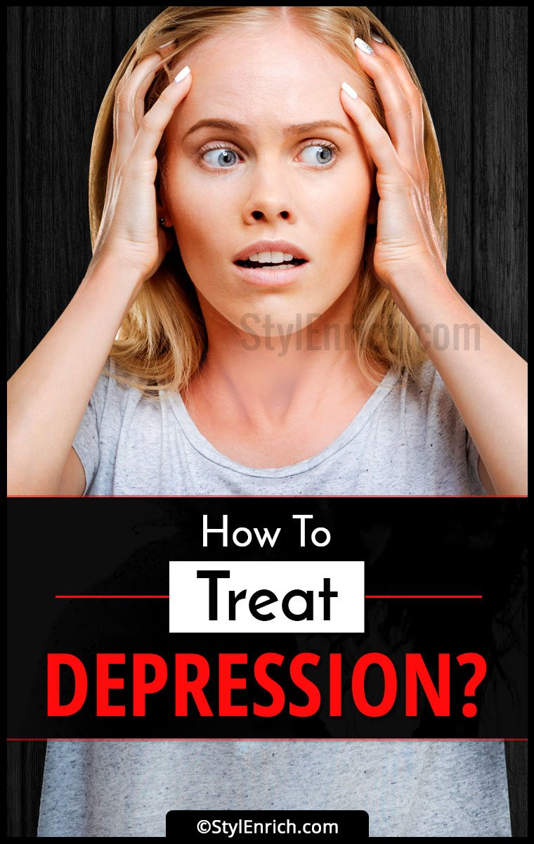How To Treat Depression?